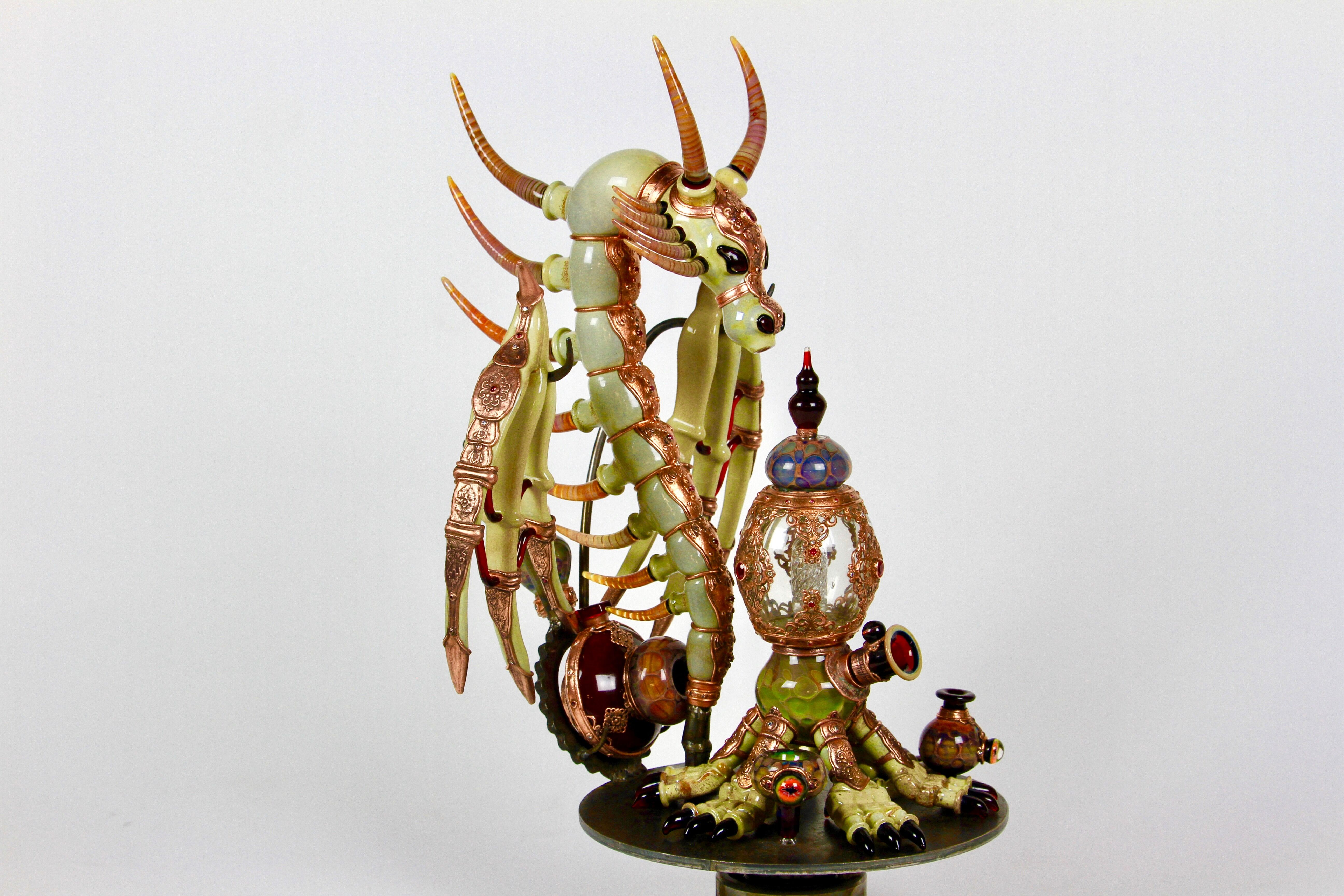 Headdies Brothers unveil $55,000 Undead Nectar Dragon Bong