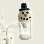 HEADDIES® Snowman BubbleCap