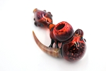 Kristian Merwin Horned Honeycomb Pipe